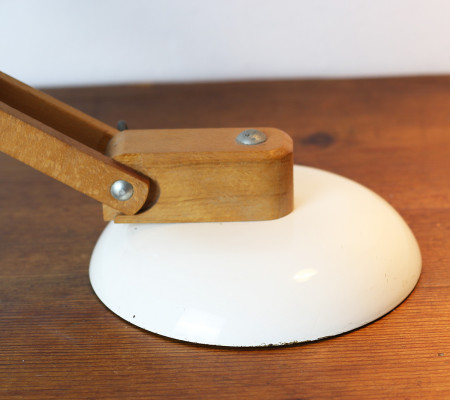 Vintage Maclamp in White
