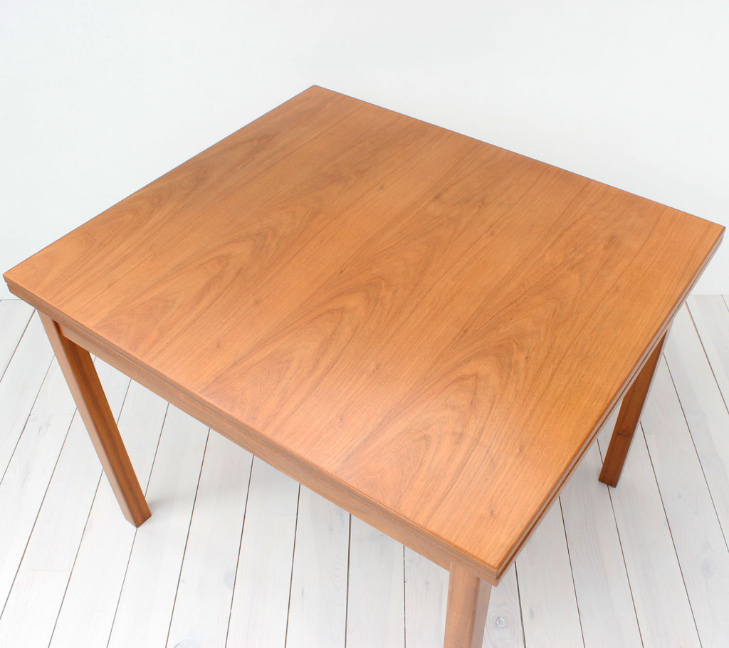 Gordon Russell Teak Fold Over Dining Table