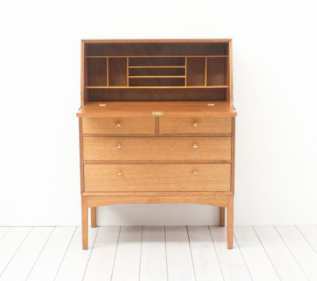 1960s Teak Bureau by LM Furniture Ltd