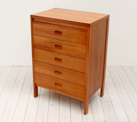 Gordon Russell Ex School Chest of Drawers
