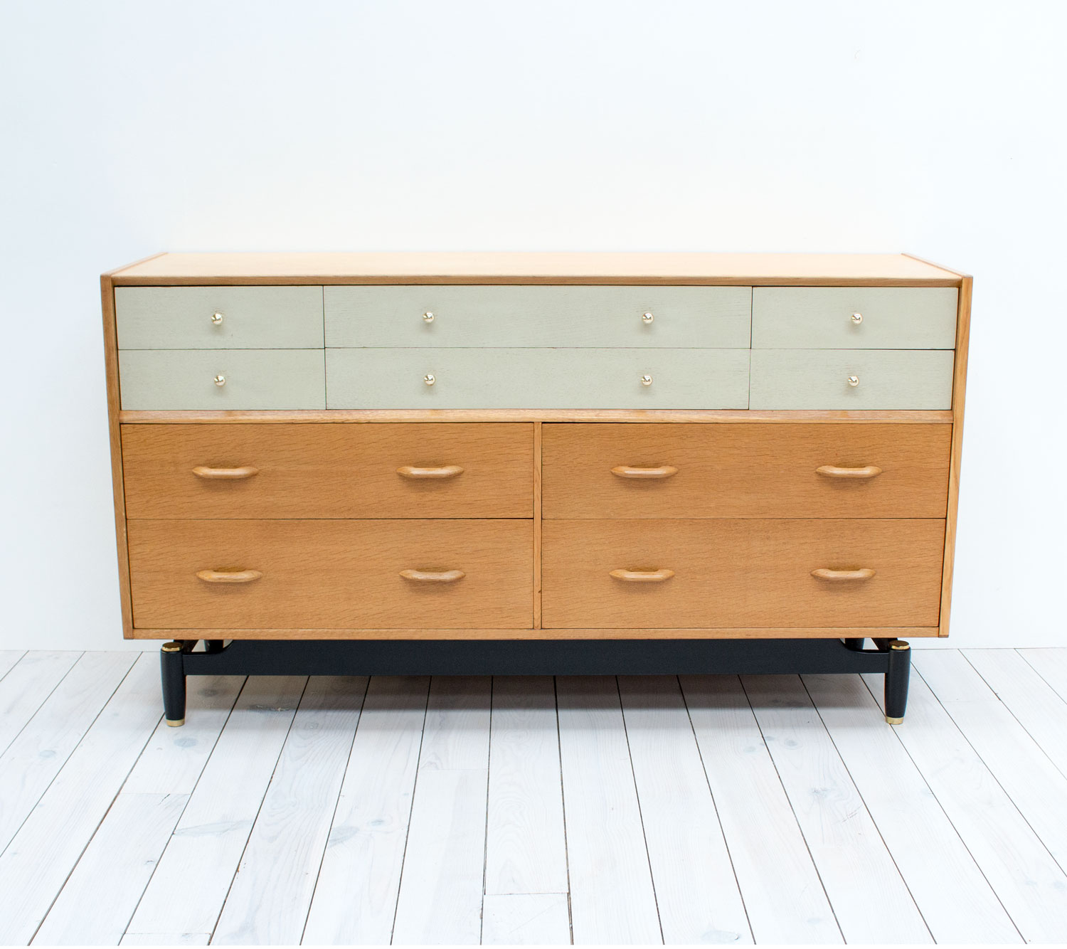 gplan oak chest of drawers � arc
