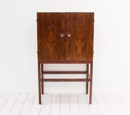 Kurt Østervig Rosewood Drinks Cabinet/Dry Bar