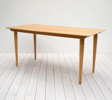 1960s Meredew Beech & Plywood Dining Table