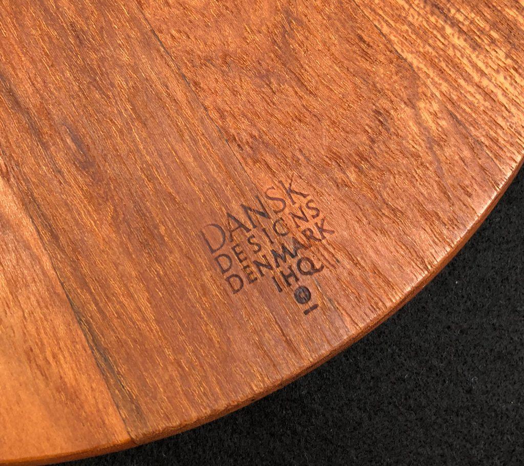 Danish Teak Chopping Board by Jens Quistgaard