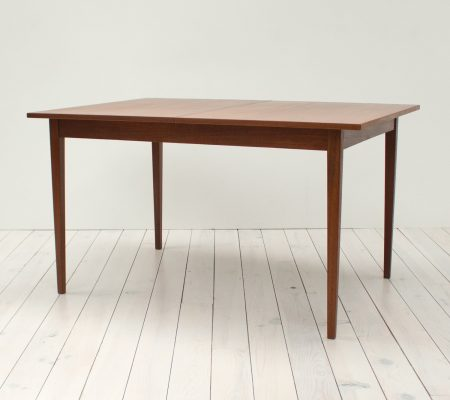 Danish Teak Extending Dining Table