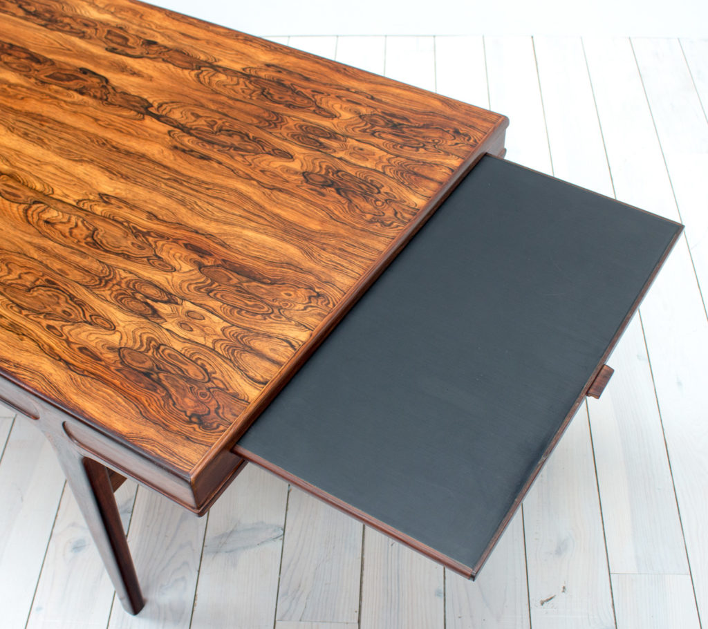 Danish Rosewood F102 Coffee Table by Johannes Andersen