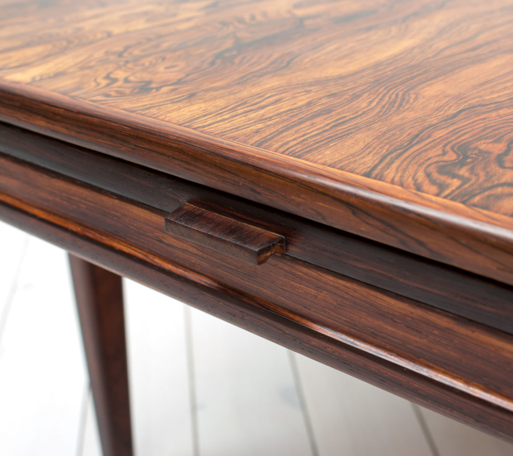 Danish Rosewood F102 Coffee Table by Johannes Andersen