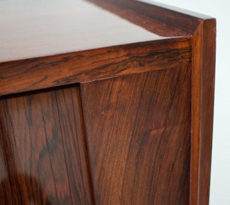 1960s Danish Rosewood Sideboard by Ib Kofod-Larsen