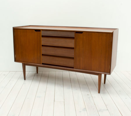 Afromosia Sideboard by Richard Hornby