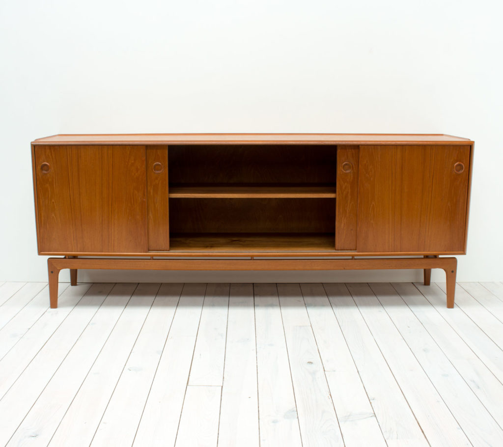 Danish Teak Sideboard by Arne Hovmand Olsen for Mogens Kold