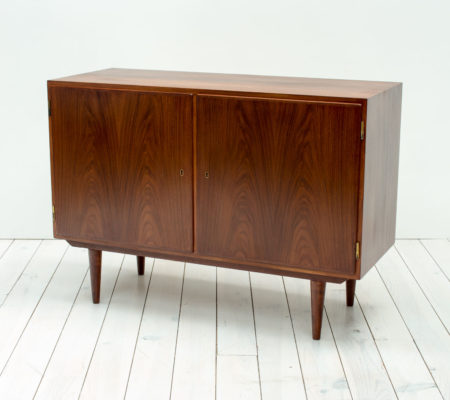 Danish Rosewood Sideboard for Poul Hundevad