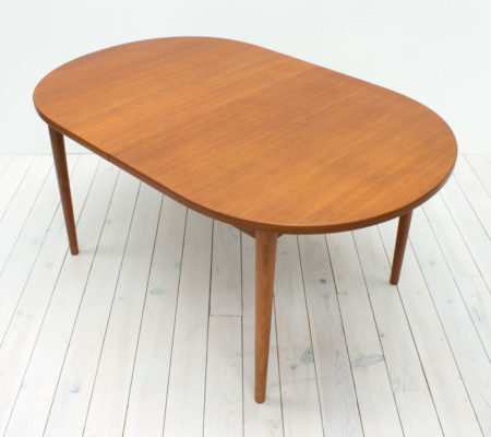 Ove Teak Extending Dining Table by Troeds