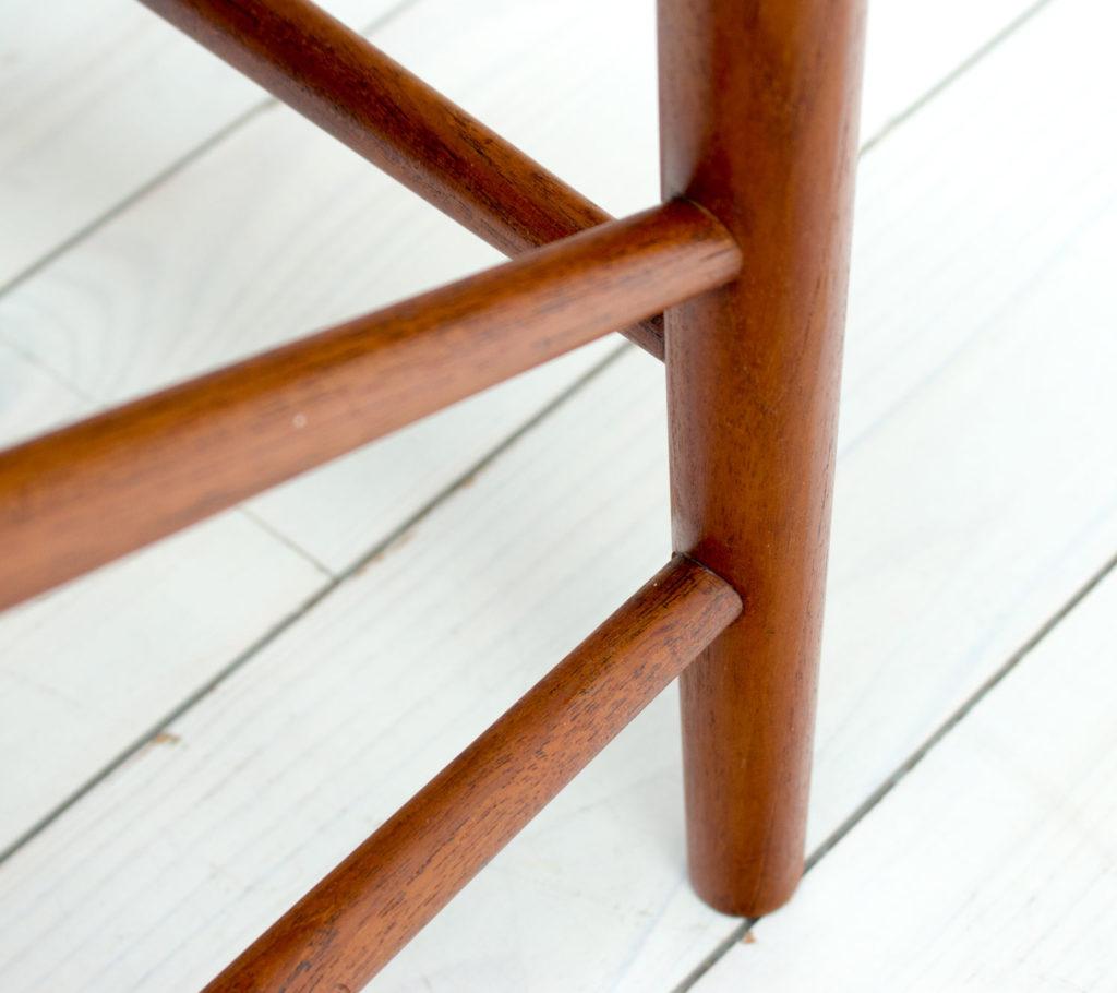 Danish Model 316 Chair by Peter Hvidt & Orla Mølgaard Nielsen for Søborg