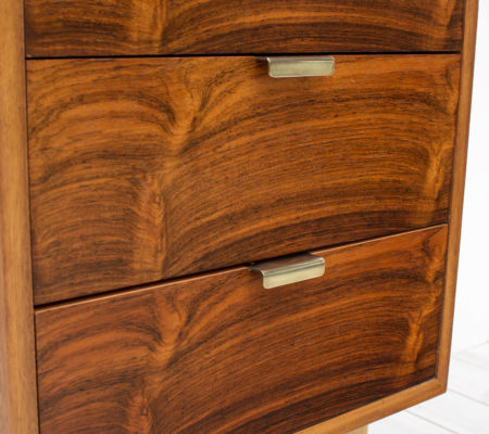 Robin Day Interplan Rosewood Chest of Drawers by Hille