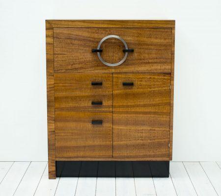 Art Deco Bureau by Gilbert Rohde for Herman Miller