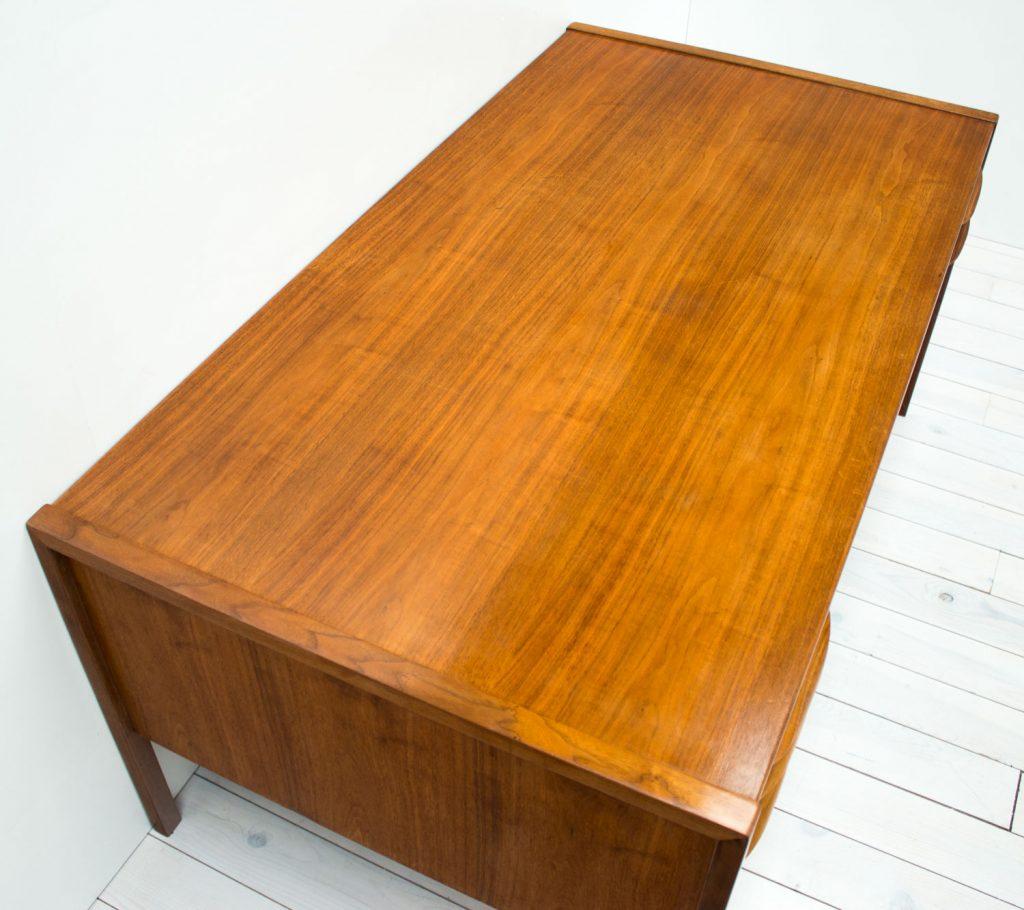 Walnut Desk by Jens Risom
