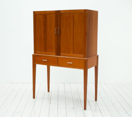 Danish Mahogany Drinks Cabinet