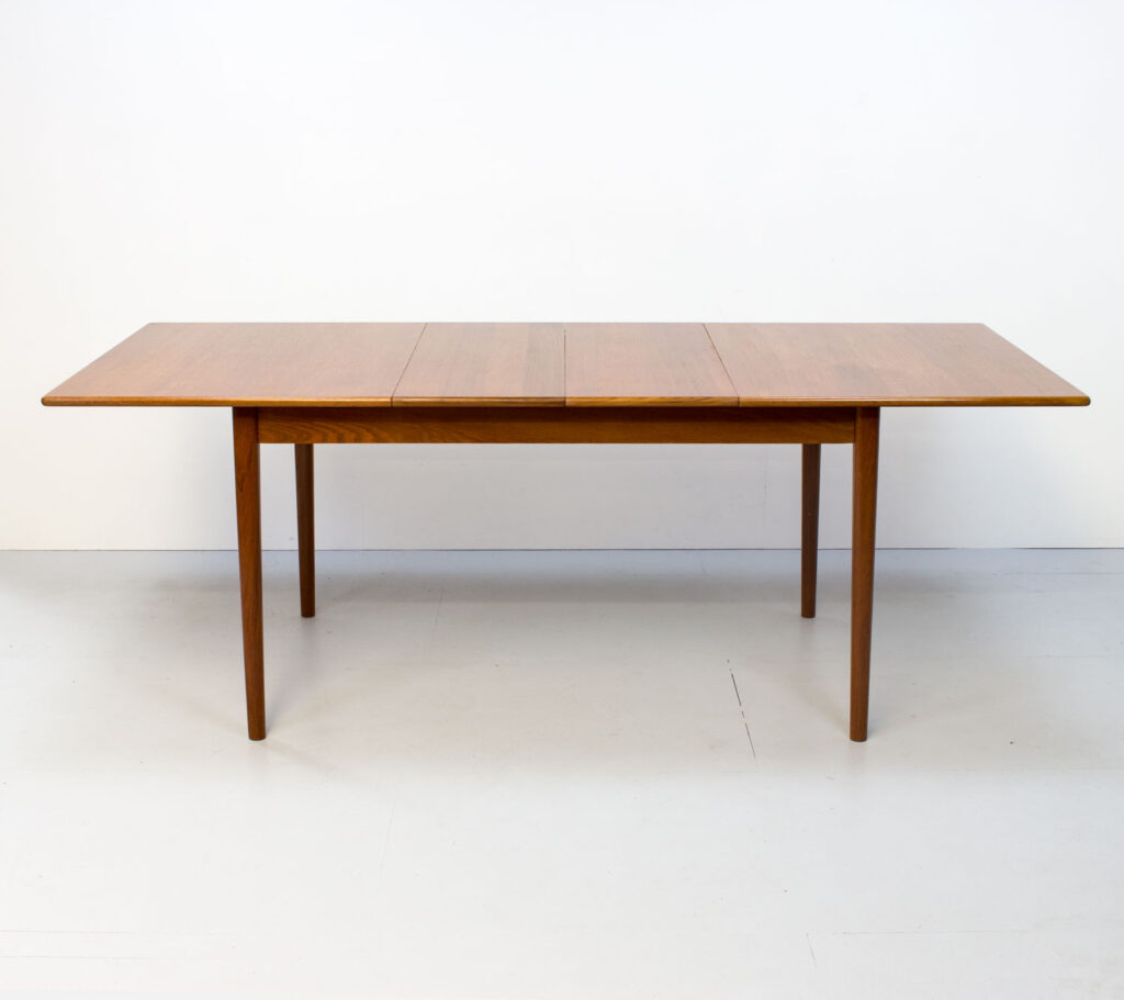 Scania Teak Extending Dining Table by Troeds