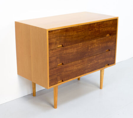 Robin Day Hilleplan Cherry Chest of Drawers by Hille