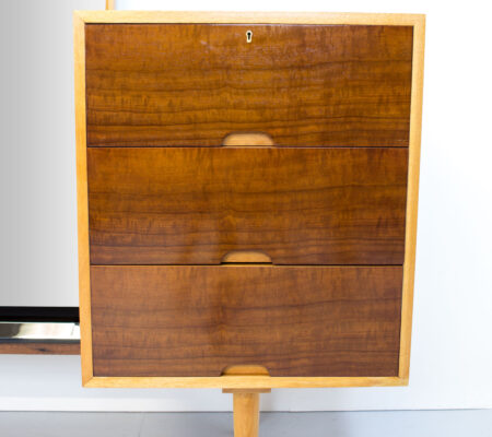 Robin Day Hilleplan Cherry Dressing Table by Hille