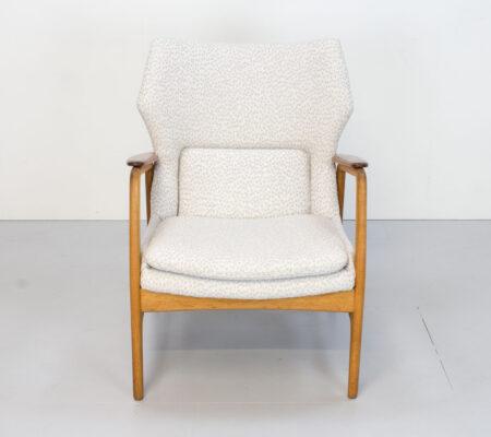 Wingback Armchair by Aksel Bender Madsen for Bovenkamp