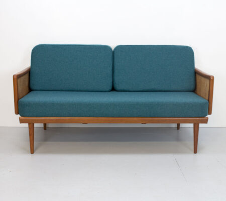 Danish Teak Sofa by Peter Hvidt & Orla Mølgaard-Nielsen  for France & Son