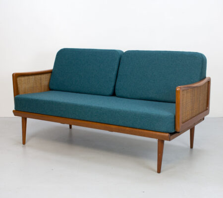 Danish Teak Sofa by Peter Hvidt & Orla Mølgaard-Nielsen  for France & Son