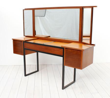 Vintage Teak Dressing Table