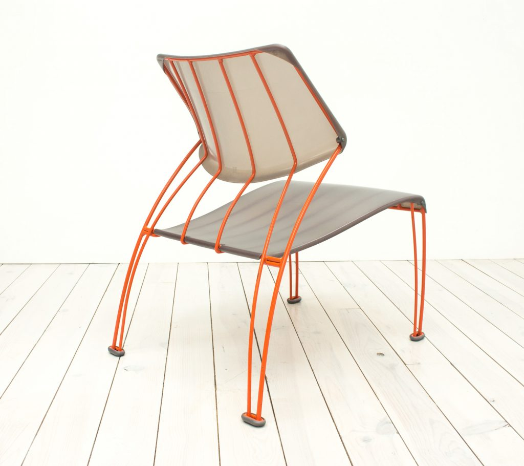 PS Hasslo Chair by Monika Mulder