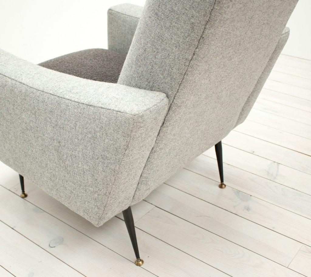 1950s Italian Style Armchair
