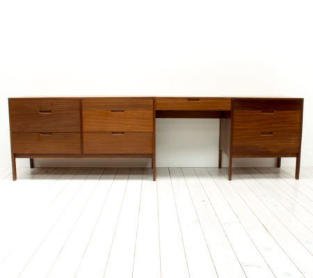 1960s Afromosia Dressing Table by Richard Hornby
