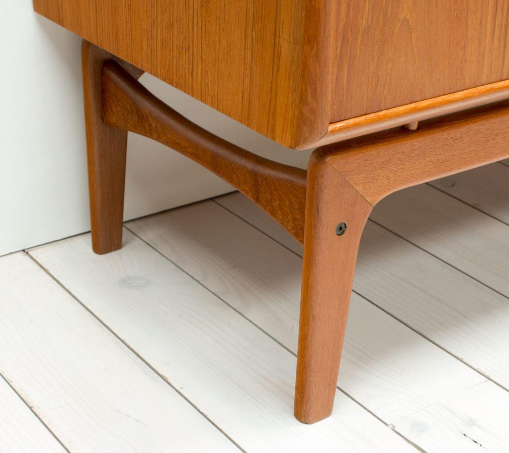 Danish Teak Sideboard by Arne Hovmand Olsen for Mogens Kold