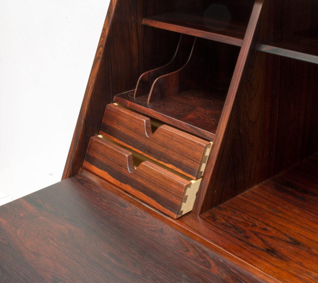 Danish Rosewood Bureau by Arne Wahl Iversen
