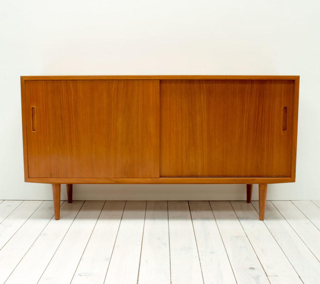 Danish Teak Sideboard by Poul Hundevad