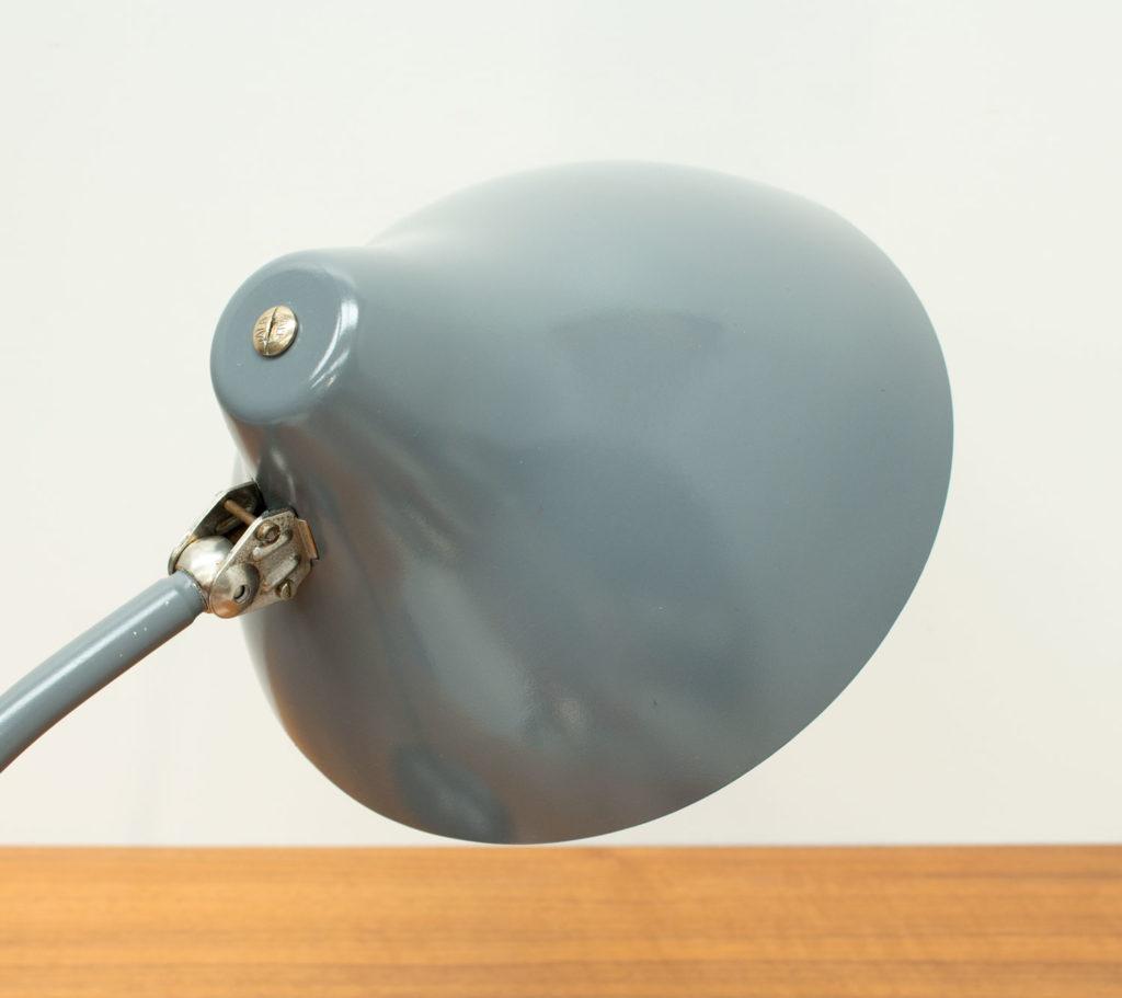 1950s Grey Hala Desk Lamp by H Th J A Busquet