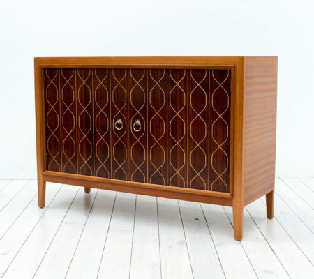 1950s Double Helix Sideboard by Gordon Russell