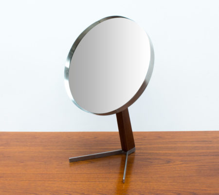 1960s Round Table Mirror by Durlston Designs