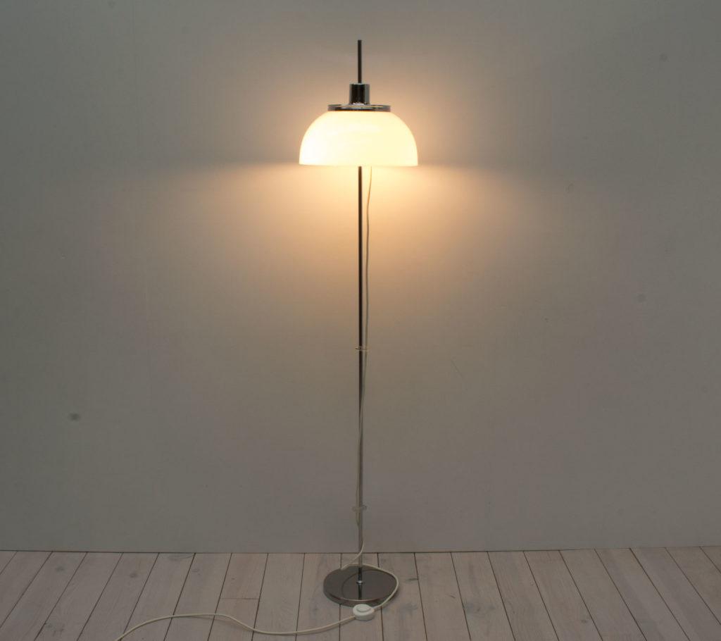 1970s Guzzini Floor Lamp