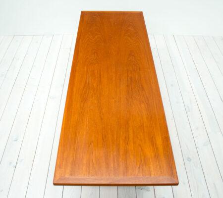 Danish Teak AT-12 Coffee Table by Hans Wegner