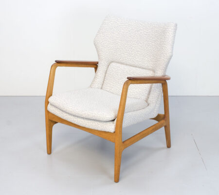Wingback Armchair by Aksel Bender Madsen for Bovenkamp