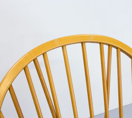 Ercol Windsor Grandfather Beech & Elm Rocking Chair
