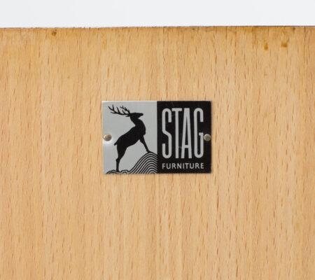 Stag S Range Teak Sideboard by John & Sylvia Reid