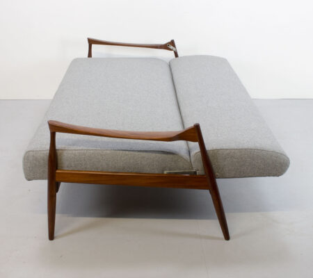 1960s Afromosia Sofabed by Ib Kofod-Larsen for G Plan
