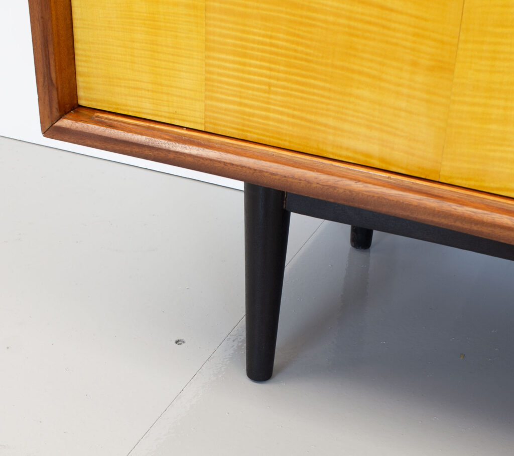 1960s Sycamore Sideboard by Heals
