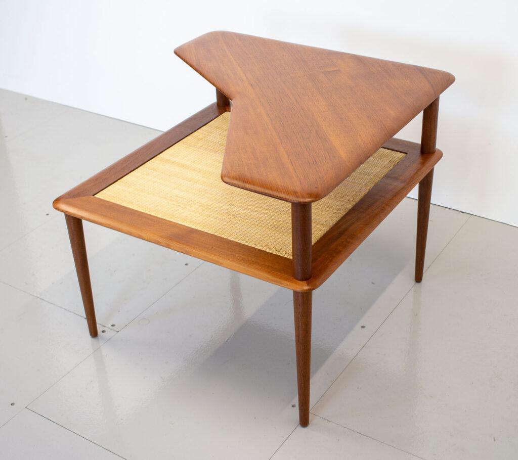 Peter Hvidt & Orla Mølgaard-Nielsen Minerva Coffee Table by France & Son
