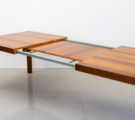 Danish 'Parsons' Extending Dining Table by Dyrlund