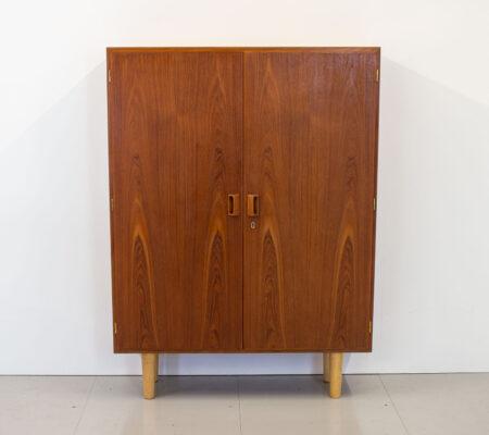Danish Teak Cabinet by Børge Mogensen for Søborg Møbelfabrik